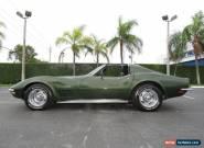 1970 Chevrolet Corvette Sting Ray for Sale