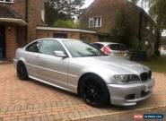 BMW 320cd M Sport coupe 2004 Facelift LOW MILEAGE Excellent Condition for Sale