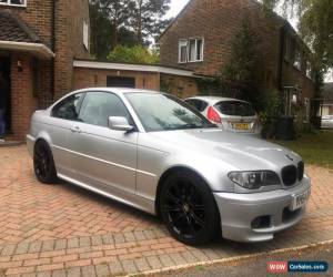 Classic BMW 320cd M Sport coupe 2004 Facelift LOW MILEAGE Excellent Condition for Sale