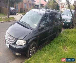 Classic 2001 CHRYSLER GRAND VOYAGER for Sale