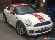 2014 MINI COUPE 1.6 JOHN COOPER WORKS S * LOW MILEAGE * BMW Approved Used * JCW for Sale