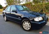 Classic 1998 MERCEDES BENZ C240 V6 W202 AUTOMATIC SEDAN. for Sale