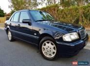 1998 MERCEDES BENZ C240 V6 W202 AUTOMATIC SEDAN. for Sale