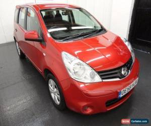 Classic 2009 Nissan Note 1.4 16v Acenta 5dr for Sale