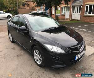 Classic Mazda 6 2.2 TS D 2010 FULL 6 YEARS MAZDA SERVICE HISTORY 11 Months MOT PRIVATE for Sale