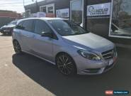 2014:14 MERCEDES-BENZ B180 CDI BLUEEFFICIENCY SPORT AC LTHER ALLOYS PARK ASSIST for Sale