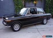1970 BMW 2002 1602 for Sale