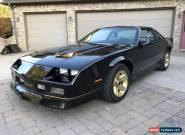 1988 Chevrolet Camaro I-ROC for Sale