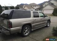 GMC: Yukon XL  for Sale