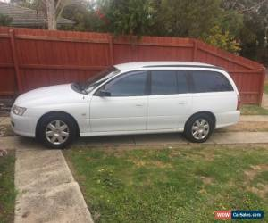 Classic Holden vz wagon 2006 11months reg for Sale