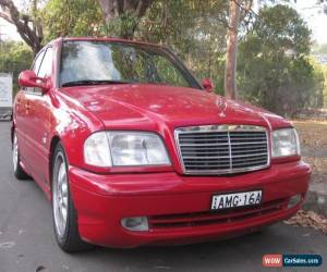Classic MERCEDES BENZ C 180 W202 1995 Model for Sale