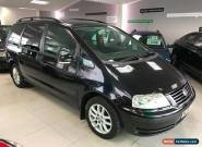 2008 Volkswagen Sharan 2.0TDI SE - CAMBELTDONE2017 - 1 Former Keeper - 2 Keys for Sale