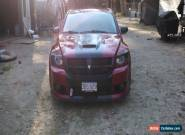 2009 Dodge Caliber SRT4 for Sale