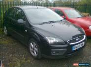 FORD FOCUS 2.0 TDCI ZETEC CLIMATE, ONLY 8  MILES for Sale