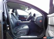 2015 JAGUAR XF D V6 LUXURY SALOON DIESEL for Sale