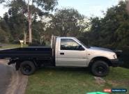 Holden Rodeo Ute 2.8L RX PETROL/LPG for Sale
