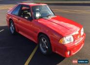 1987 Ford Mustang for Sale