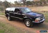 Classic 1998 Chevrolet blazer 4x4 auto Chevy Chevy wagon for Sale