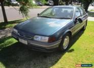 FORD FAIRMONT 1994 EB ED SEDAN 5LT V8 AUTO AIR POWER STEER ABS BARN FIND for Sale