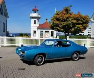 Classic 1968 Pontiac GTO for Sale