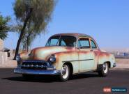 1952 Chevrolet Styleline Deluxe for Sale