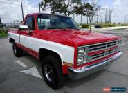 1985 Chevrolet C-10 SS for Sale