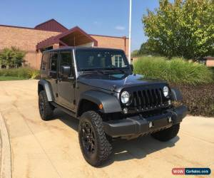 Classic 2016 Jeep Wrangler Willy's Unlimited 4 Door for Sale