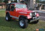 Classic 1985 Jeep Other for Sale