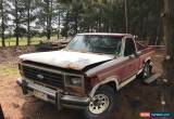 Classic Ford F100 1984 for Sale