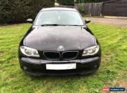 2005 BMW 118D 5DR HATCHBACK 6 SPEED MANUAL DIESEL for Sale