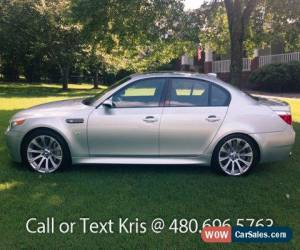 Classic 2007 BMW M5 4-Door Sedan V10 for Sale