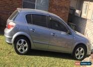 2006 Holden Astra CDX Auto - with rego for Sale