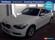 2013 BMW 1 SERIES 116d EfficientDynamics 5dr for Sale