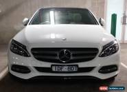 2015 Mercedes-Benz C250 W205 BlueTEC Sedan 4dr 7G-TRONIC + 7sp 2.1DTT for Sale