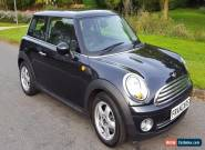 2007 MINI 1.4 ONE, 7 SERVICE STAMPS LAST AT 56154 MILES for Sale