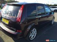 """58 FORD C-MAX 2.0 TDCI TITANIUM LEATHER,18"""" ALLOYS **1 F/OWNER** 76K  MILES ONLY for Sale"""