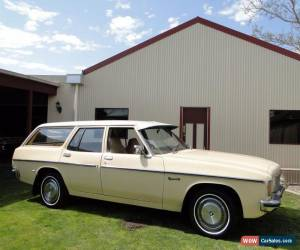 Classic HZ Holden Wagon for Sale