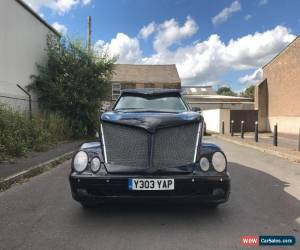Classic MERCEDES CUSTOM HOTROD RATROD MODIFIED GOTHIC ONE-OFF HEADTURNING SHOW CAR for Sale