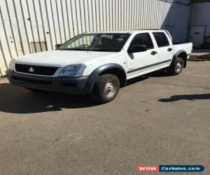 Classic holden rodeo crew cab lx 2004 for Sale