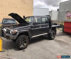 Classic 2013 toyota landcruiser dual cab GXL for Sale