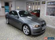 BMW 3 SERIES 335D SE, Grey, Auto, Diesel, 2006  for Sale