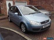 ford focus cmax 1.8tdci for Sale