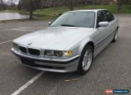 BMW: 7-Series 750iL for Sale