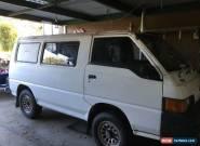 4x4 Mitsubishi Express Van 1991 for Sale