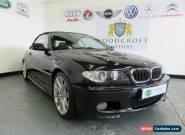 BMW 3 SERIES 2.5 325CI M SPORT, Black, Manual, Petrol, 2006  for Sale
