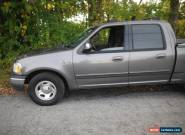 2002 Ford F-150 XLT for Sale