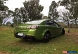 Classic 2016 Holden Commodore SSV Redline 7950kms!!! **URGENT SALE** for Sale