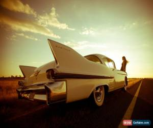 Classic Cadillac Coupe deVille 1958 for Sale