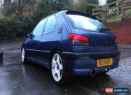 Peugeot 306 2.0 XSI (140 Bhp) - Nile Blue MOT Sept 2016  for Sale