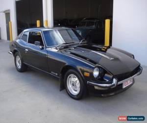 Classic 1975 DATSUN 260Z 2+2 Coupe fitted with a 3.8LT V6 MOTOR & TURBO 700 AUTO TRANS for Sale